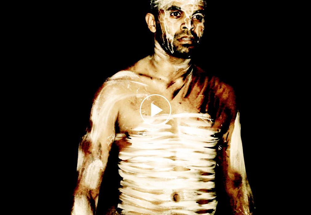 iris, irismagazine, iris magazine, Bangarra, Bangarra Dance Theatre, Stephen Page, Indigenous Art, Amanda Austin, Portrait