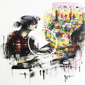 iris, irismagazine, iris magazine, Anthony Lister, Lister, Art, Australian artist, street art